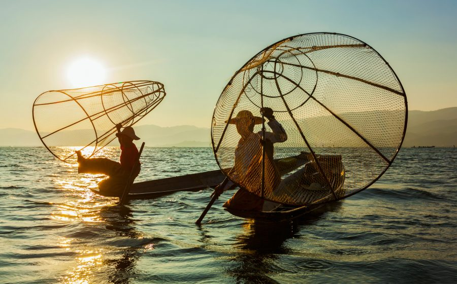 Highlights of Myanmar - Inle Lake 1